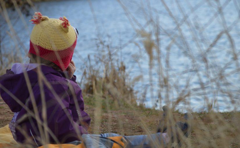 Malá dobrodružství – okolo rybníka