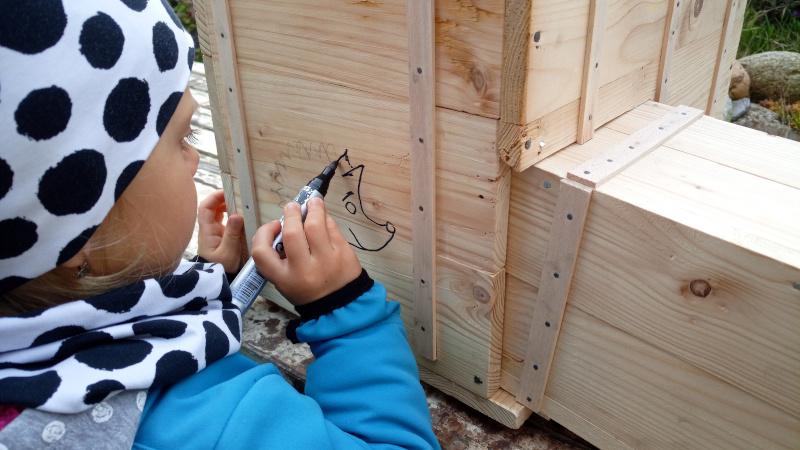 Jak vytvořit domeček pro ježka
