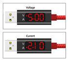 USB kabel s integrovaným měřičem