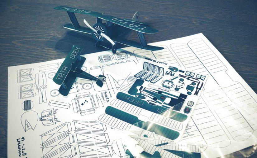 Papírové modely letadel