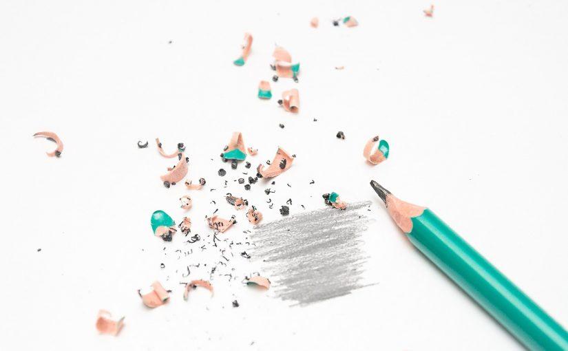 Ořezávátko na tesařské tužky