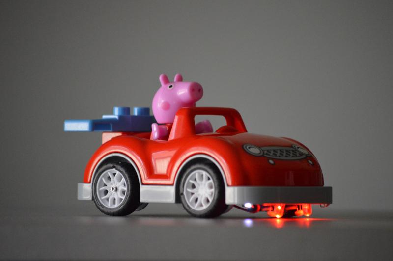 Sledovací autíčko LEGO Duplo