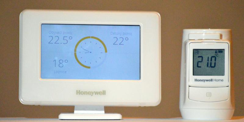 Termostat Honeywell evohome