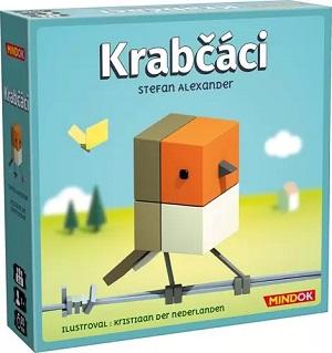 Desková hra Krabčáci