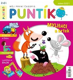 Puntík - časopis pro děti