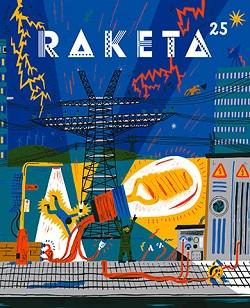 Raketa - časopis pro děti chytrých rodičů