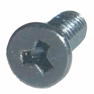 Šroub s hlavou tri-point pro trojcípý šroubovák
