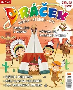 Dětský časopis Dráček