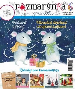 Dětský časopis Rozmarýnka